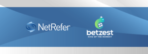 Betzest™ partners with NetRefer™